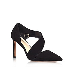 Nine West - Black 'Chillice' High Heeled Court Shoe