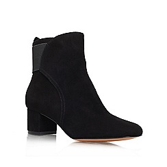 Nine West - Black 'Faceit' ankle Boot