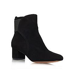Nine West - Black 'Faceit' ankle Boot