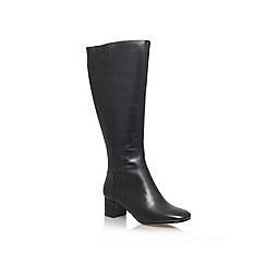 Nine West - Black 'Facts' Leather boot