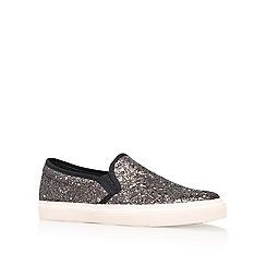 KG Kurt Geiger - Glitter 'Lisbon' flat sneakers