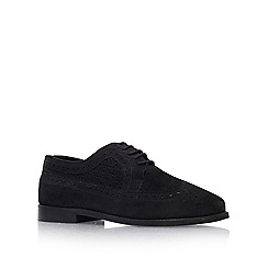 Carvela - Black 'Lad' Lace up shoe