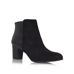 Carvela - Black 'Spot' Ankle Boot