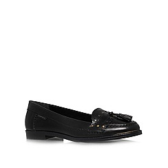 Carvela - Black 'Louise' flat loafers
