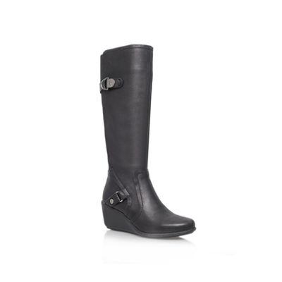 Anne Klein Black ´Farrin´ Boot - . -