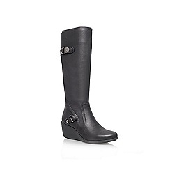Anne Klein - Black 'Farrin' Boot