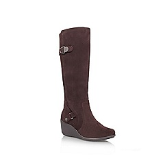 Anne Klein - Brown 'Farrin' Boot