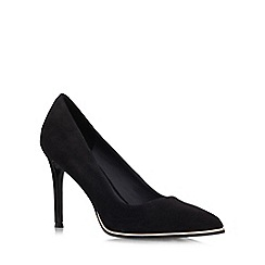 KG Kurt Geiger - Black 'Beauty' High heeled courts