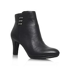 Anne Klein - Black 'Sondra' Ankle Boot