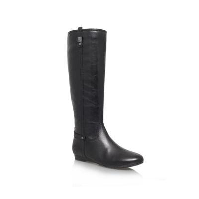 Anne Klein Black ´Creda´ Leather boot - . -