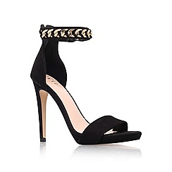 Lipsy - Black 'Millie' High Heeled Sandal