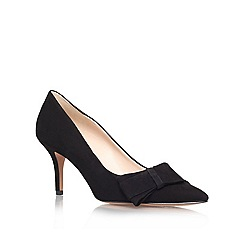 Nine West - Black 'Kurtail' Court Shoe