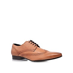 KG Kurt Geiger - Tan 'Kenneday' formal lace ups