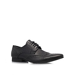 KG Kurt Geiger - Black 'Warnock' formal lace ups