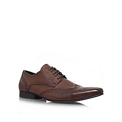 KG Kurt Geiger - Brown 'Warnock' formal lace ups