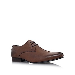 KG Kurt Geiger - Brown 'Starrock' Lace Ups