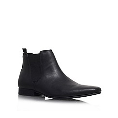 KG Kurt Geiger - Black 'Mccarthy' Ankle boot