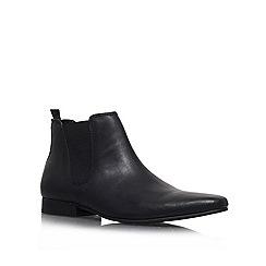 KG Kurt Geiger - Black 'Mccarthy' Ankle boot