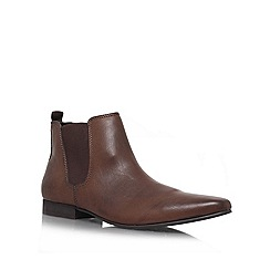 KG Kurt Geiger - Brown 'McCarthy' Ankle boot