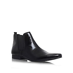 KG Kurt Geiger - Black 'Holloway' Chelsea boot