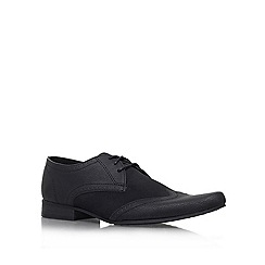 KG Kurt Geiger - Black 'Gregory' Lace-up Shoe