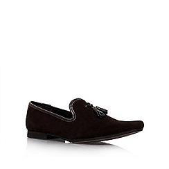 KG Kurt Geiger - Brown 'Dowie' Slip-on Shoe