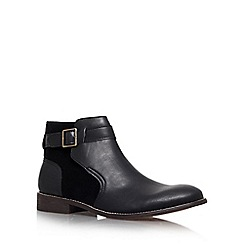 KG Kurt Geiger - Black 'Kinear' Ankle boot