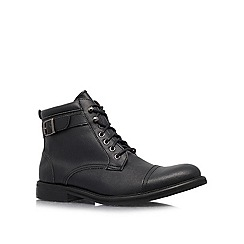 KG Kurt Geiger - Black 'Taylor' lace up boots
