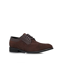 KG Kurt Geiger - Brown 'Jewell' casual lace ups
