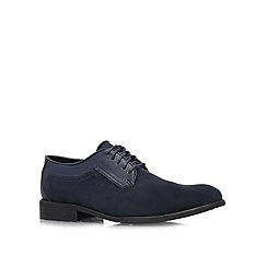 KG Kurt Geiger - Navy 'Jewell' casual lace ups
