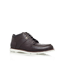 KG Kurt Geiger - Brown 'Sanchez' Lace-up