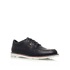 KG Kurt Geiger - Black 'Magilton' Lace-up