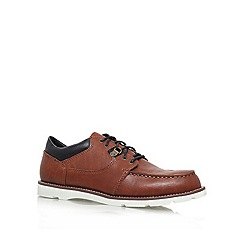 KG Kurt Geiger - Tan 'Magilton' Lace-up