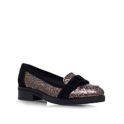 KG Kurt Geiger - Multi Coloured 'Luminate' Slip on loafer