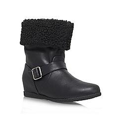 Miss KG - Black 'Harvey' Boot