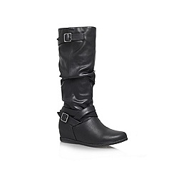 Miss KG - Black 'Hallie' Boot