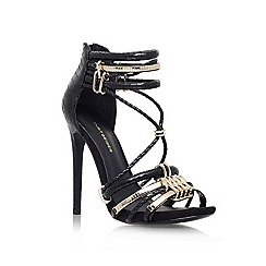 KG Kurt Geiger - Black Other 'Native' High heel sandal