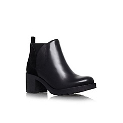 Carvela - Black 'Syd' high heel ankle boot