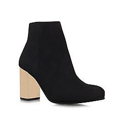 KG Kurt Geiger - Black 'Sindy' High Heeled Boots