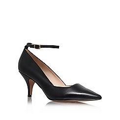 Nine West - Black 'Eggy' Court Shoe