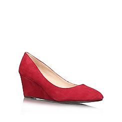 Nine West - Red 'Ipsy' Wedge