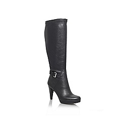 Nine West - Black 'Native3' High Heeled Boot
