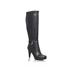 Nine West - Black 'Native3' High Heeled Boot