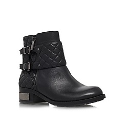 Vince Camuto - Black 'Winta' Low block heeled ankle boot
