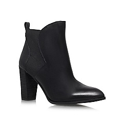 Vince Camuto - Black 'Fabiana' High heeled ankle boots