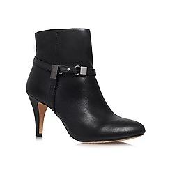 Vince Camuto - Black 'Vanya' High heeled ankle boots