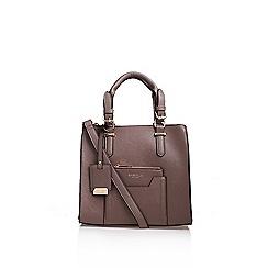 Carvela - Brown 'Aurelie' tote with purse