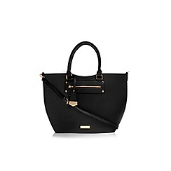 Carvela - Black 'Audrey' shopper bag