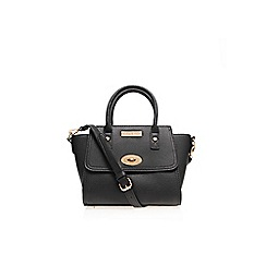 Carvela - Black 'Annelise lock' bag