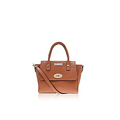 Carvela - Brown 'Annelise lock bag' handbag